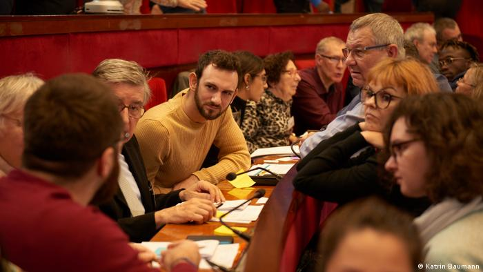 Global Ideas | Frankreich |Citizens' Assembly