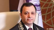 Zühtü Arslan | Vorsitzender des türkischen Verfassungsgericht
