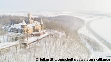 BdT Deutschland Winter Schnee Wetter
