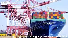 وضعیت اقتصاد صادراتمحور چین در دوران پاندمی کرونا به دلیل افزایش تقاضا رو به بهبود است