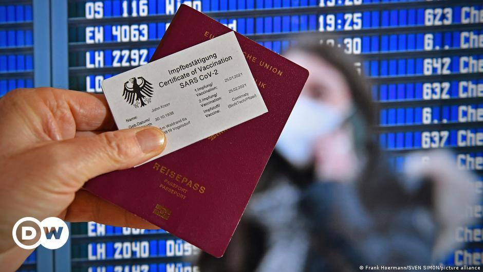 Covid-19 Vaccine Passport  cover image