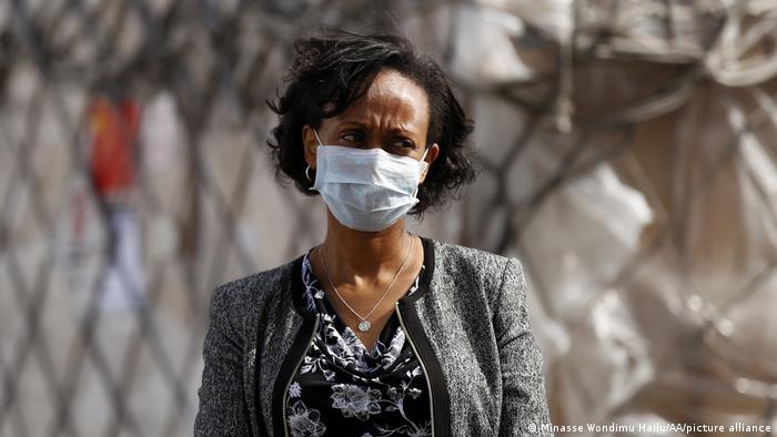 Äthiopien Addis Ababa | Lia Tadesse Gesundheitsministerin