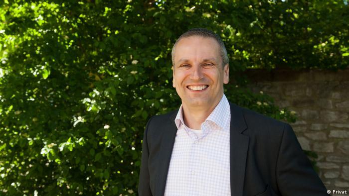 Prof. Dr. Stefan Schulz-Hardt - Vizepräsident der Deutschen Gesellschaft für Psychologie
