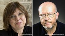 Bildkombo Barbara Engelking und Jan Grabowski