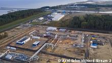 Nord Stream 2 Bauarbeiten