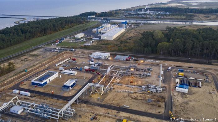 El gasoducto Nord Stream 2, que proveerá de gas ruso a Alemania, es motivo de conflicto con EE. UU.