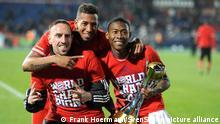Fußball | FIFA Club-WM - Raja Casablanca - FC Bayern München - 0:2