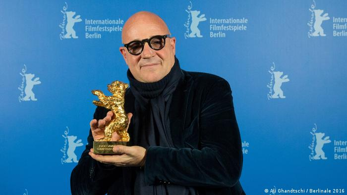Gianfranco Rosi la Berlinale