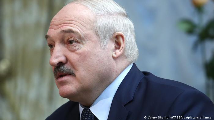 Machthaber Alexander Lukaschenko ist wegen seines harten Vorgehens gegen Regierungskritiker berüchtigt
