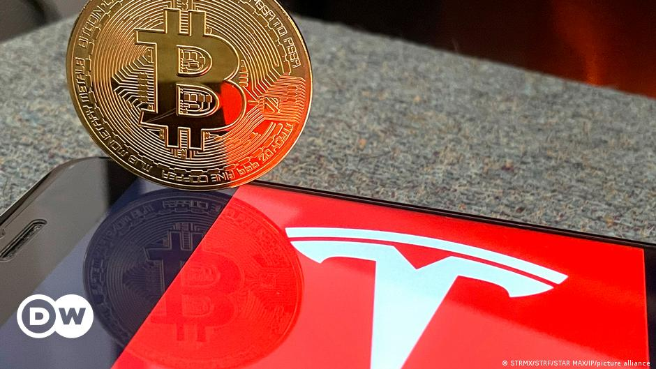 Tesla kauft Bitcoins