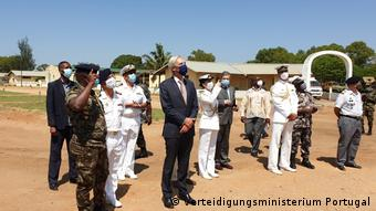 Mosambik   João Cravinho   Verteidigungsminister von Portugal