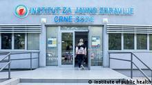 Institut für Gesundheit in Montenegro I Coronavirus