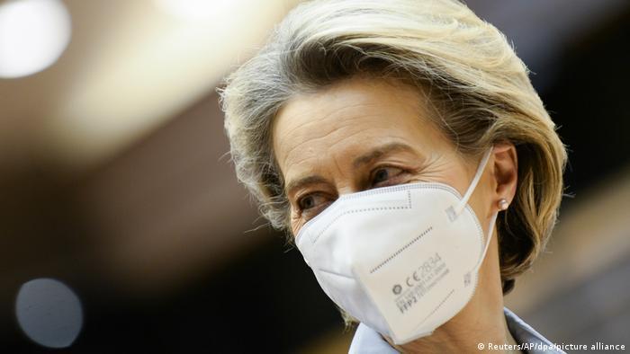 Predsednica Evropske komisije Ursula fon der Lajen pokazuje razumevanje za AstraZeneku