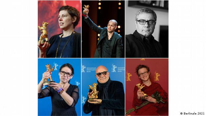 Seis directores de cine que compiten por el Oso de Oro