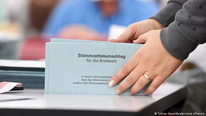 Bundestagswahl Briefwahl