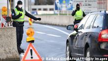 Grenzkontrollen Deutschland Österreich
