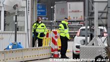 Deutschland Grenzkontrolle Österreich -Deutschland