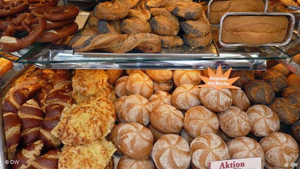 Булочки, хлеб, пироги и кексы