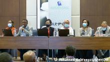 Äthiopien Addis Abeba | Parteien | ENEBE