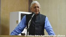 Bangladesch Dhaka | Berater der Premierministerin | Gowher Rizvi