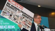 Türkei Ankara | Oppositionspartei | Gelecek Kampagne