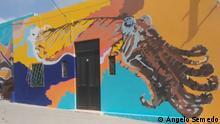 Kapverden | Kunst | Graffiti