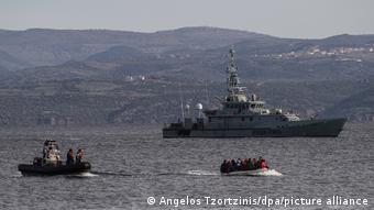Αποστολή Frontex
