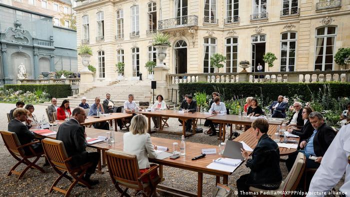 Frankreich I Convention Citoyenne pour le Climat