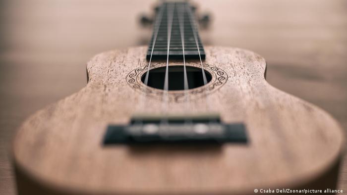 Symbolbild I Instrument Ukulele