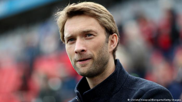 Bayer 04 Leverkusen Sportdirektor Simon Rolfes