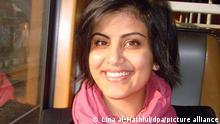 Saudi-arabische Aktivistin Ludschain al-Hathlul