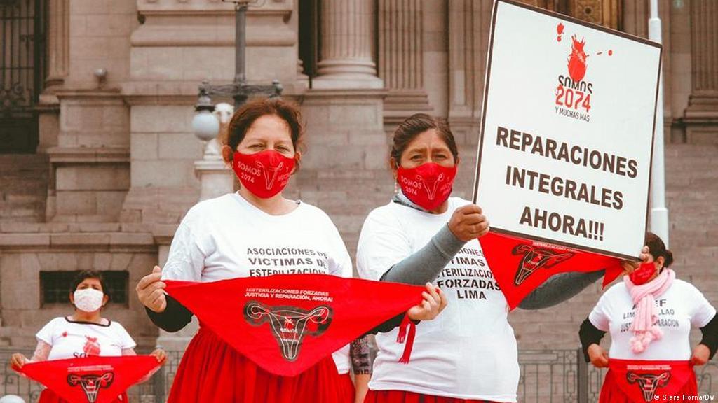 Peru: Hoffnung für Opfer von Zwangssterilisation | Amerika - Die  aktuellsten Nachrichten und Informationen | DW | 12.02.2021