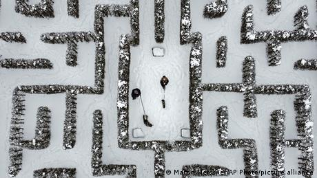 Labirint u Gelsenkirchenu