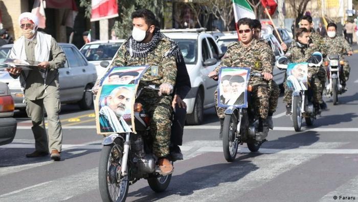 Iran Teheran Revolutionstag