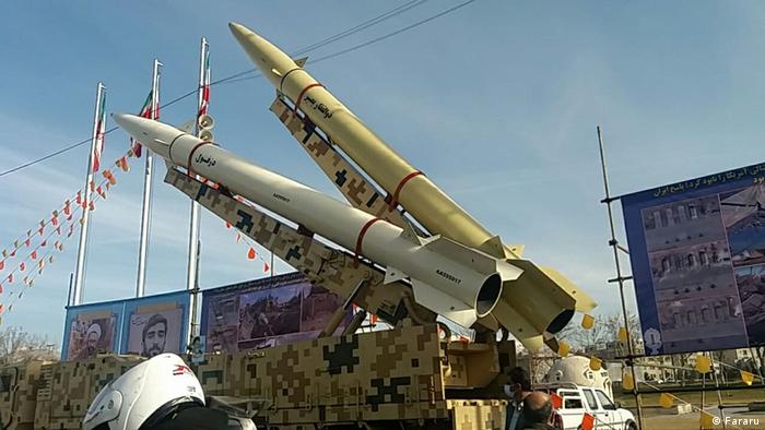 نمایش قدرت در سالروز پیروزی انقلاب اسلامی