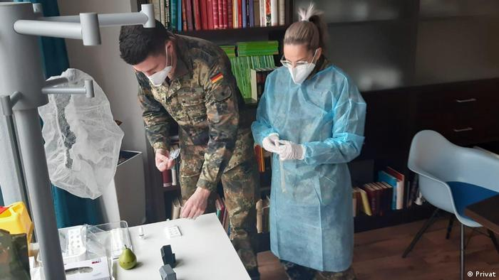 Berlin: vojnici Bundeswehra pomažu u borbi protiv korone