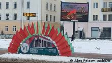 Belarus Delegation Brest Weißrussische Volksversammlung