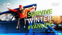 REV Challenge Wintercamping Julia Dorny