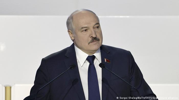 Alexandr Lukashenko.
