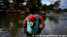 Weltspiegel 11.02.2021 | Panama Darien |Flüchtlinge, Kind