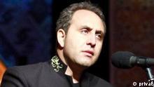 Iran Sänger Gholamreza Rezaei