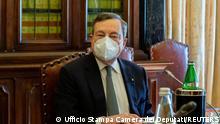 Italien Regierungskrise | Sondierungen Mario Draghi