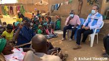 Burkina Faso UN Ramesh Rajasingham