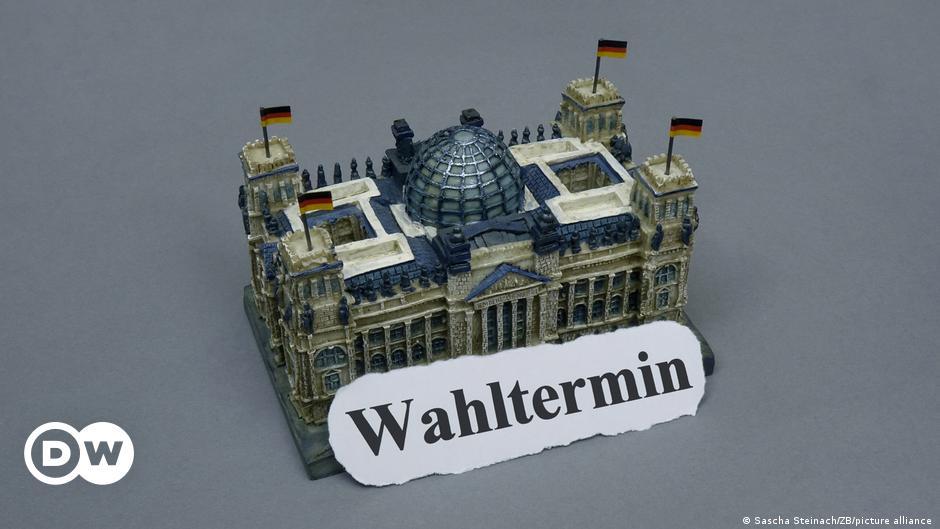 Wenn in Deutschland Wahlkampf ist
