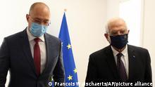 Belgien EU Ukraine I Denys Shmyha