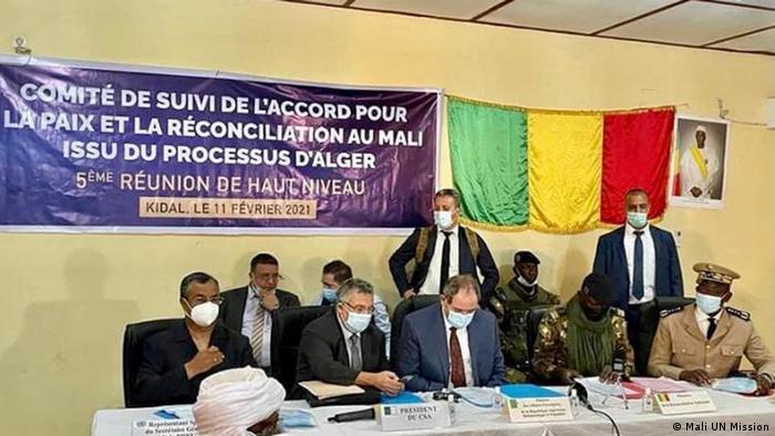 C'est la première fois que le comité de suivi de l'accord d'Alger s'est réuni à Kidal