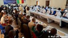 Mali I Treffen mit Tuareg Rebellen in Kidal