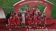 FIFA Club World Cup Qatar 2020 | FC Bayern Muenchen v Tigres UANL - Pokalsieger