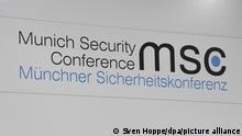 Münchner Sicherheitskonferenz Logo