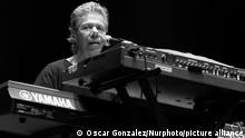 American jazz pianist Chick Corea performs on stage during his concert at the Las Noches del Botanico Festival in Madrid, Spain, 26 July 2019. (Photo by Oscar Gonzalez/NurPhoto)